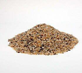 silica zand