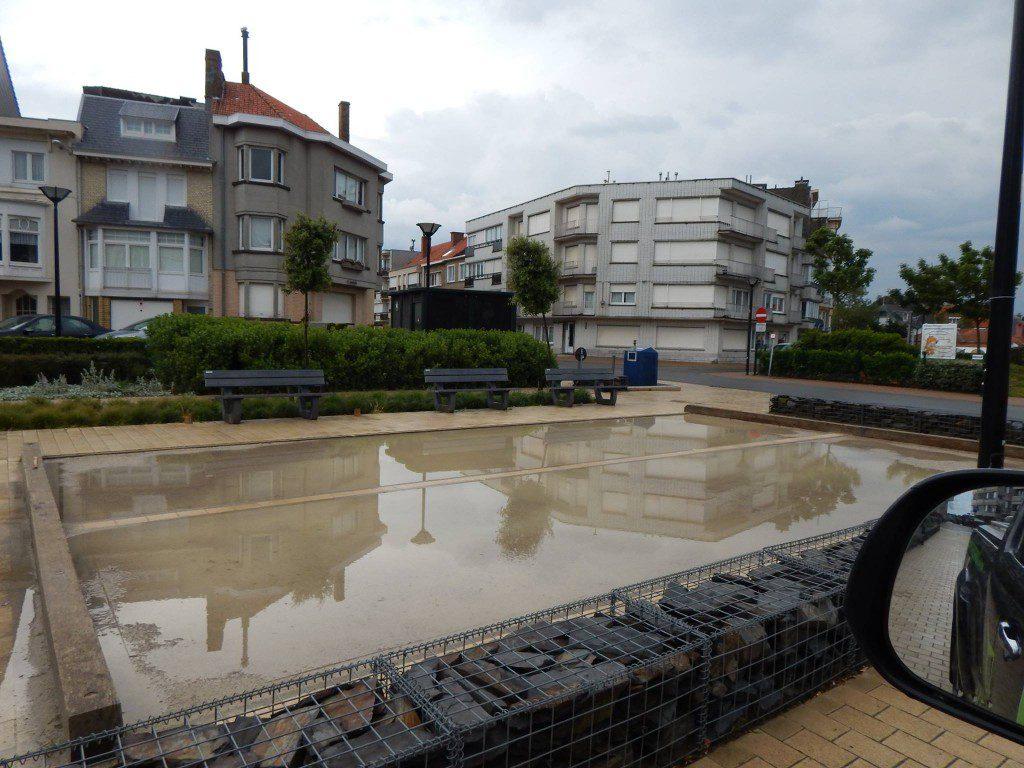 drainage onder kunstgras
